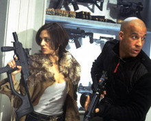Vin Diesel & Asia Argento in XXX Poster and Photo