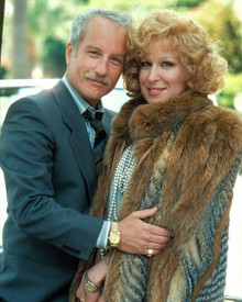 Bette Midler & Richard Dreyfuss in Down and Out in Beverly Hills Poster and Photo