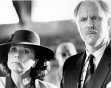 Diana Rigg & John Lithgow in A Good Man in Africa Poster and Photo
