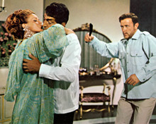 Dean Martin & Janice Rule in The Ambushers Poster and Photo