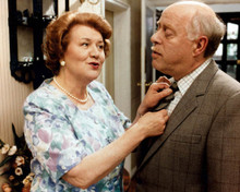Patricia Routledge & Clive Swift in Keeping Up Appearances Poster and Photo