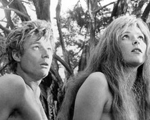 Michael Parks & Ulla Bergyo in The Bible: In the Beginning aka La Bibbia Poster and Photo