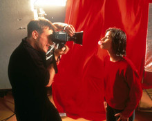Irene Jacob in Three Colors Red aka Three Colors: Red aka Trois coleurs: Rouge Poster and Photo
