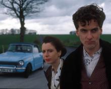 Frances Barber & Peter Capaldi in Soft Top Hard Shoulder Poster and Photo
