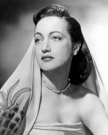 Dorothy Lamour Poster and Photo
