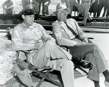 Guy Madison & Dean Jagger in On the Threshold of Space Poster and Photo