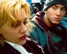 Brittany Murphy & Eminem in 8 Mile Poster and Photo
