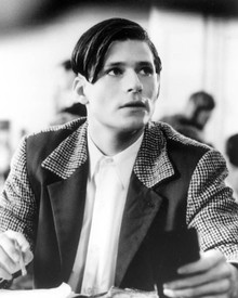 Crispin Glover in Back to the Future Poster and Photo