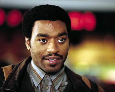 Chiwetel Ejiofor in Dirty Pretty Things Poster and Photo