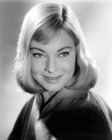 May Britt in The Young Lions Poster and Photo