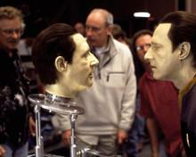 Stuart Baird & Brent Spiner in Star Trek: Nemesis Poster and Photo