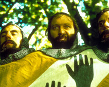 Terry Gilliam & Graham Chapman in Monty Python and the Holy Grail Poster and Photo