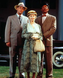 Dan Aykroyd & Jessica Tandy in Driving Miss Daisy Poster and Photo