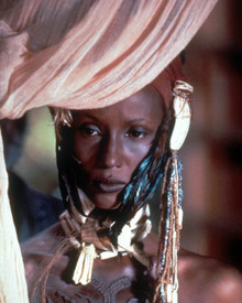 Iman in Heart of Darkness Poster and Photo