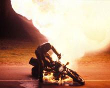 Burndown Poster and Photo