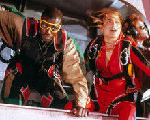 Wesley Snipes & Yancy Butler in Drop Zone Poster and Photo