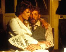 Donald Sutherland & Janet Suzman in A Dry White Season Poster and Photo