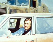 Dennis Weaver in Duel Poster and Photo