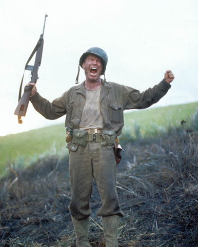 The Thin Red Line Poster and Photo
