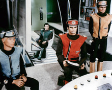 Captain Scarlet Poster and Photo
