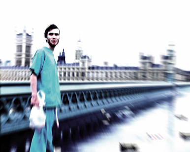 28 Days Later Poster and Photo