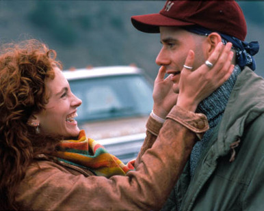 Julia Roberts & Campbell Scott in Dying Young Poster and Photo