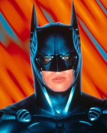 Val Kilmer in Batman Poster and Photo