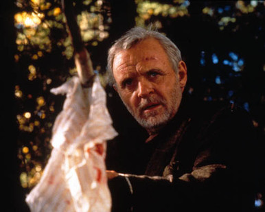 Anthony Hopkins in The Edge Poster and Photo