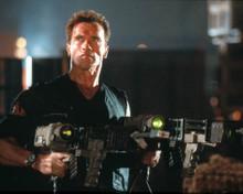 Arnold Schwarzenegger in Eraser Poster and Photo