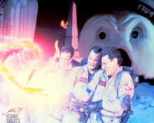 Harold Ramis & Bill Murray in Ghostbusters Poster and Photo