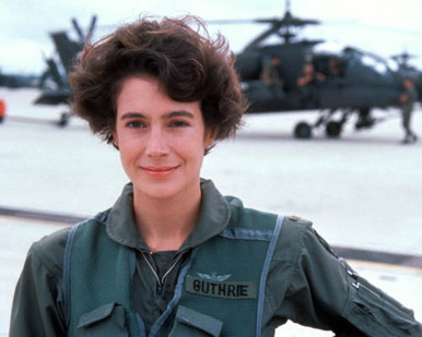Sean Young in Fire Birds a.k.a. Wings of the Apache Poster and Photo