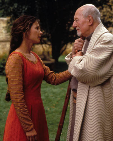 Julia Ormond & John Gielgud Poster and Photo