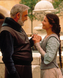 Julia Ormond & Sean Connery in First Knight Poster and Photo