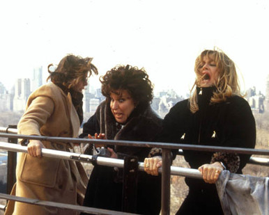 Bette Midler & Diane Keaton in The First Wives Club Poster and Photo