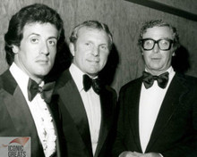 Sylvester Stallone & Michael Caine Poster and Photo