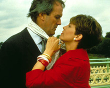 Jamie Lee Curtis & John Cleese in A Fish Called Wanda Poster and Photo
