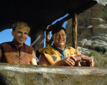 John Goodman & Rick Moranis in The Flintstones (1994) Poster and Photo