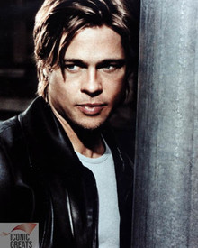 Brad Pitt in Snatch a.k.a. Cerdos y diamantes Poster and Photo