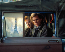 Kiefer Sutherland & Kevin Bacon in Flatliners Poster and Photo