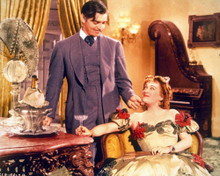 Clark Gable & Ona Munson in Gone with the Wind Poster and Photo