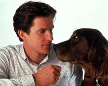 Matthew Modine & Fluke in Fluke Poster and Photo