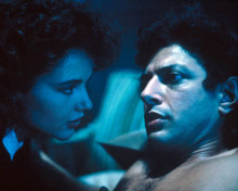Jeff Goldblum & Geena Davis in The Fly Poster and Photo