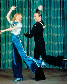 Fred Astaire & Ginger Rogers in Follow the Fleet Poster and Photo