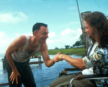 Tom Hanks & Gary Sinise in Forrest Gump Poster and Photo