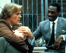 Nick Nolte & Eddie Murphy in 48 Hours Poster and Photo