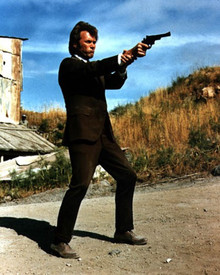 Clint Eastwood in Dirty Harry Poster and Photo