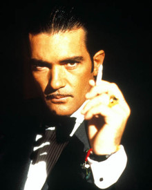 Antonio Banderas in Four Rooms Poster and Photo