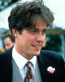 Hugh Grant in Four Weddings and a Funeral Poster and Photo