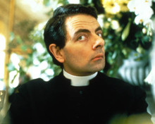 Rowan Atkinson in Four Weddings and a Funeral Poster and Photo
