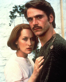 Meryl Streep & Jeremy Irons in The French Lieutenant's Woman Poster and Photo